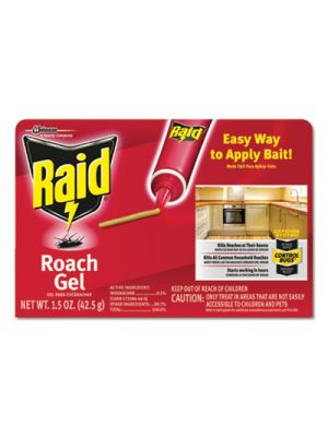 Roach Gel, 1.5 oz Box, 8/Carton