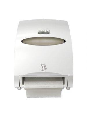 Electronic Towel Dispenser, 12.7w x 9.572d x 15.761h, White