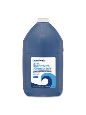 Ultra Concentrated Liquid Dish Soap, Clean, 1 gal, 4/Carton
