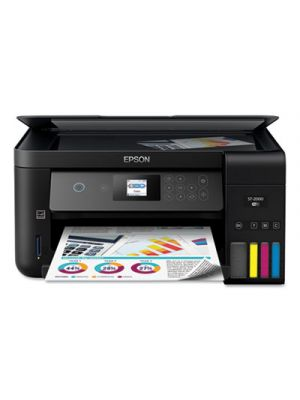 WorkForce® ST-2000 EcoTank® Color MFP Supertank Printer, Copy/Print/Scan