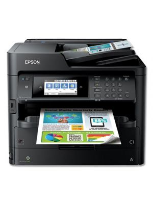 WorkForce® Pro ET-8700 EcoTank All-in-One, Copy/Fax/Print/Scan