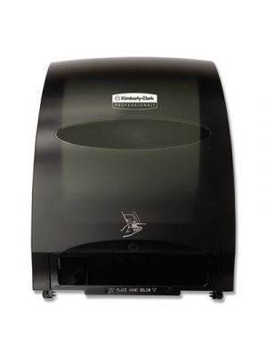 Electronic Towel Dispenser, 12.7w x 9.572d x 15.761h, Black