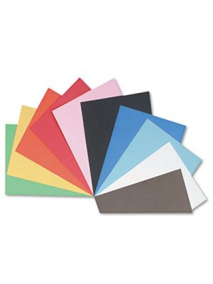Tru-Ray Construction Paper, 76 lbs., 18 x 24, Assorted, 50 Sheets/Pack