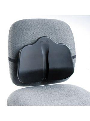 Softspot Low Profile Backrest, 13-1/2w x 3d x 11h, Black