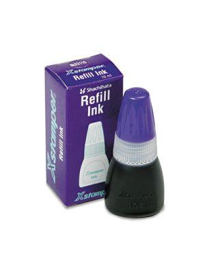 Refill Ink for Xstamper Stamps, 10ml-Bottle, Purple