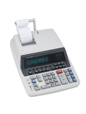 QS-2770H Two-Color Ribbon Printing Calculator, Black/Red Print, 4.8 Lines/Sec
