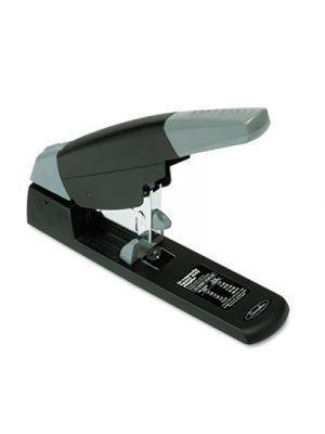 High-Capacity Heavy-Duty Stapler, 210-Sheet Capacity, Black/Gray