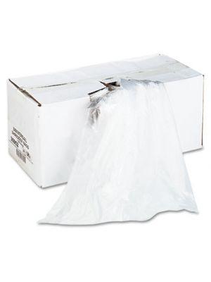 High-Density Shredder Bags, 56 gal Capacity, 100/Box