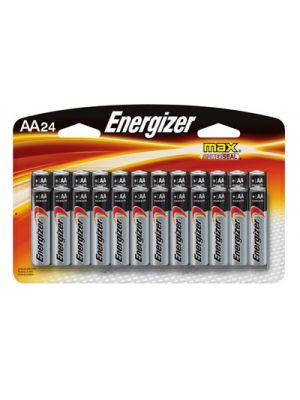 MAX Alkaline Batteries, AA, 24 Batteries/Pack