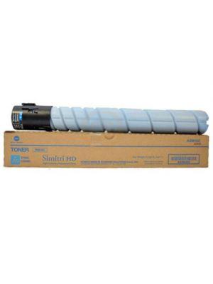 Konica Minolta TN512C - Cyan - original - toner cartridge - for bizhub C454, C454e, C554, C554e (A33K432)