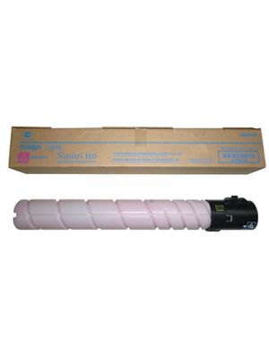Konica Minolta TN-512M - Magenta - original - toner cartridge - for bizhub C454, C454e, C554, C554e