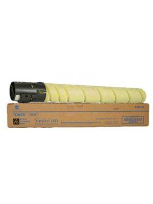 Konica Minolta TN512Y - Yellow - original - toner cartridge - for bizhub C454, C454e, C554, C554e (A33K232)