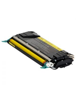 Genuine Lexmark CS748de Yellow Toner Cartridge