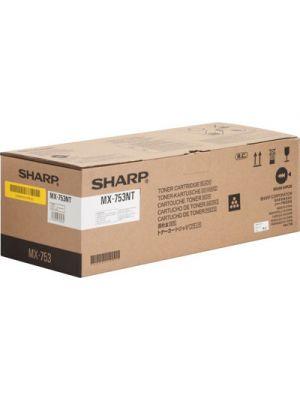 Sharp Black Toner Cartridge (MX-753NT)