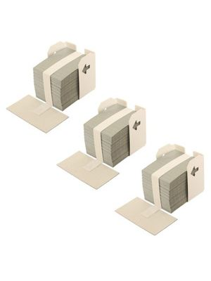 Compatible Brand AR-SC2 staples, Type J1, Box of 3 Ctgs.